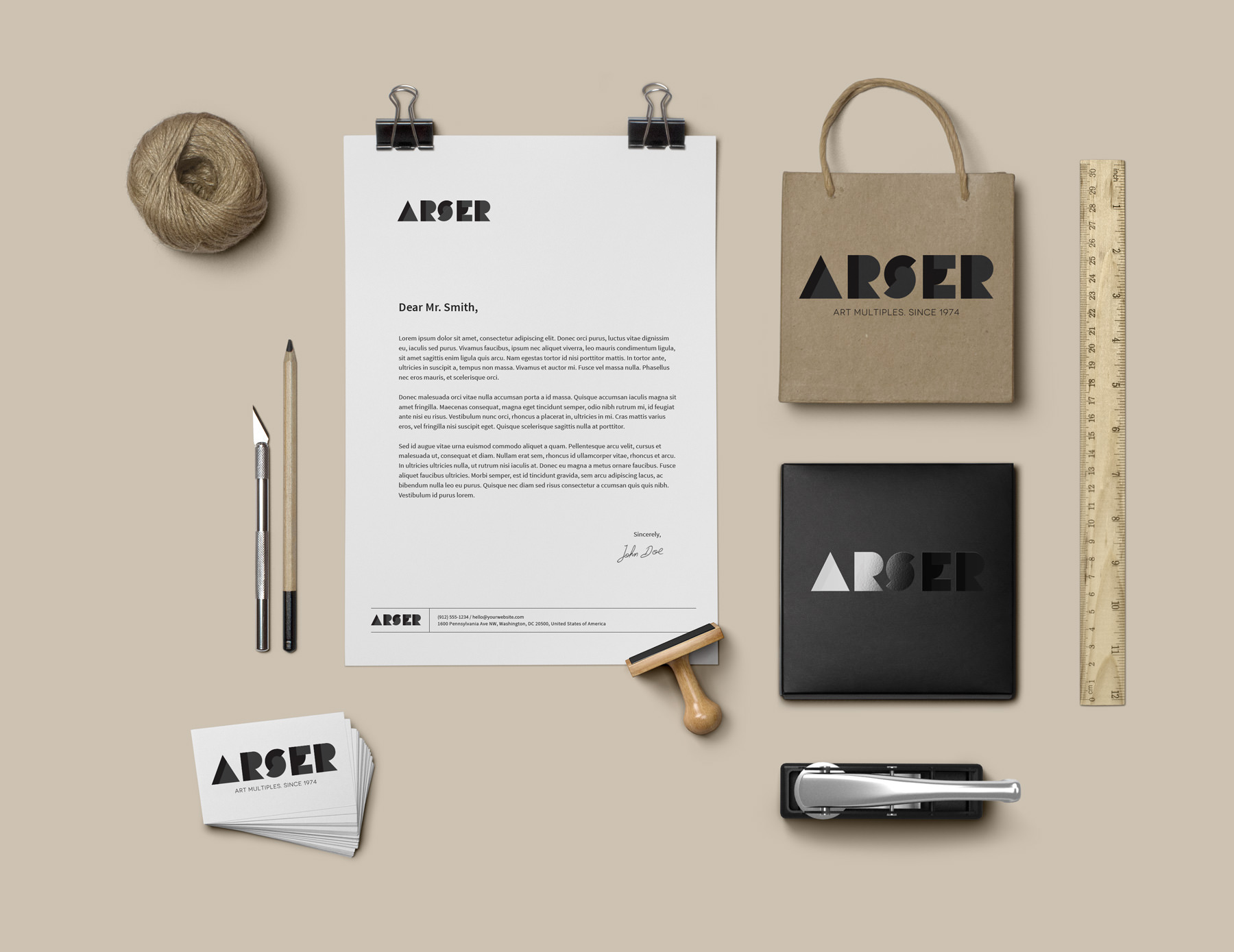 arser-stationary