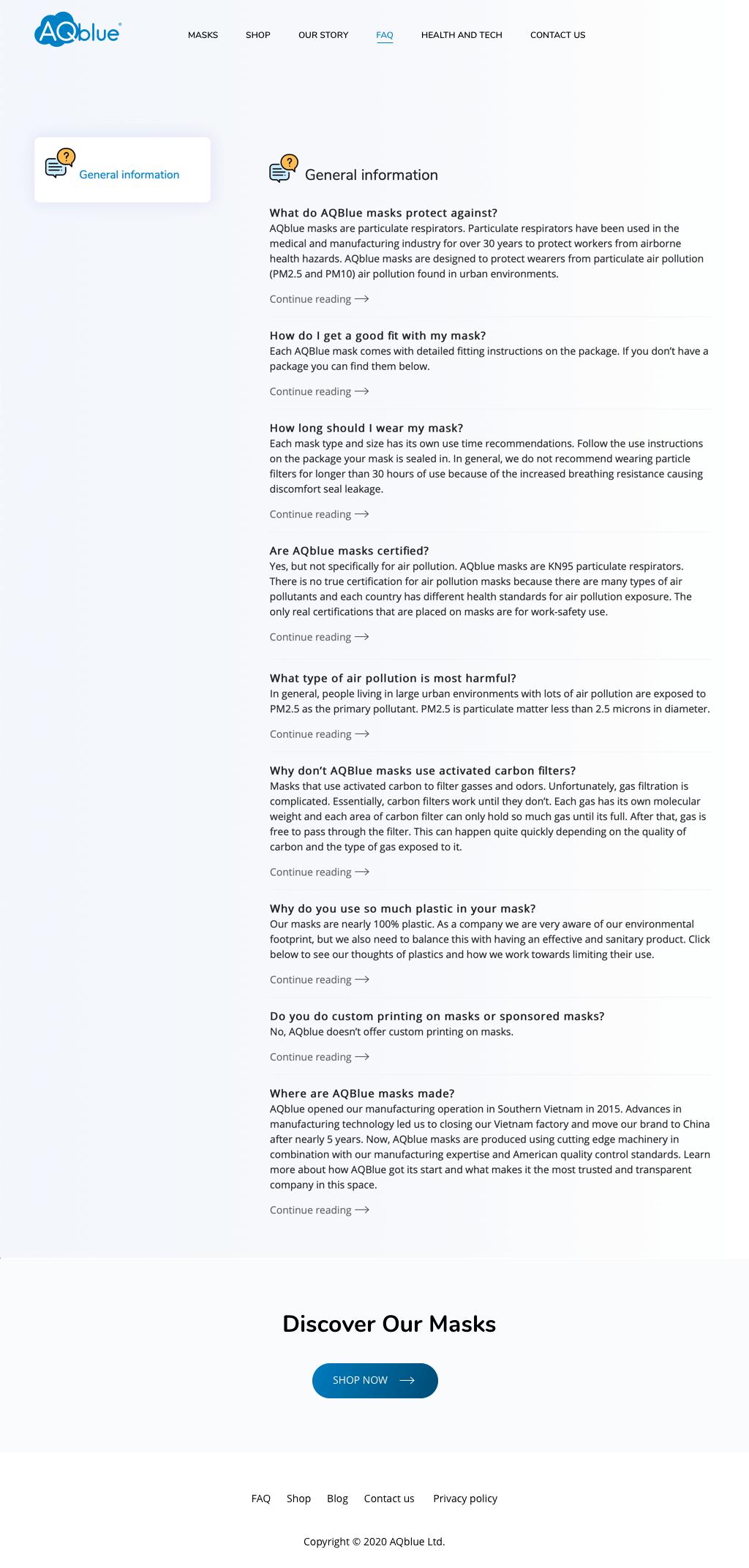AQBLUE-desktop-FAQ