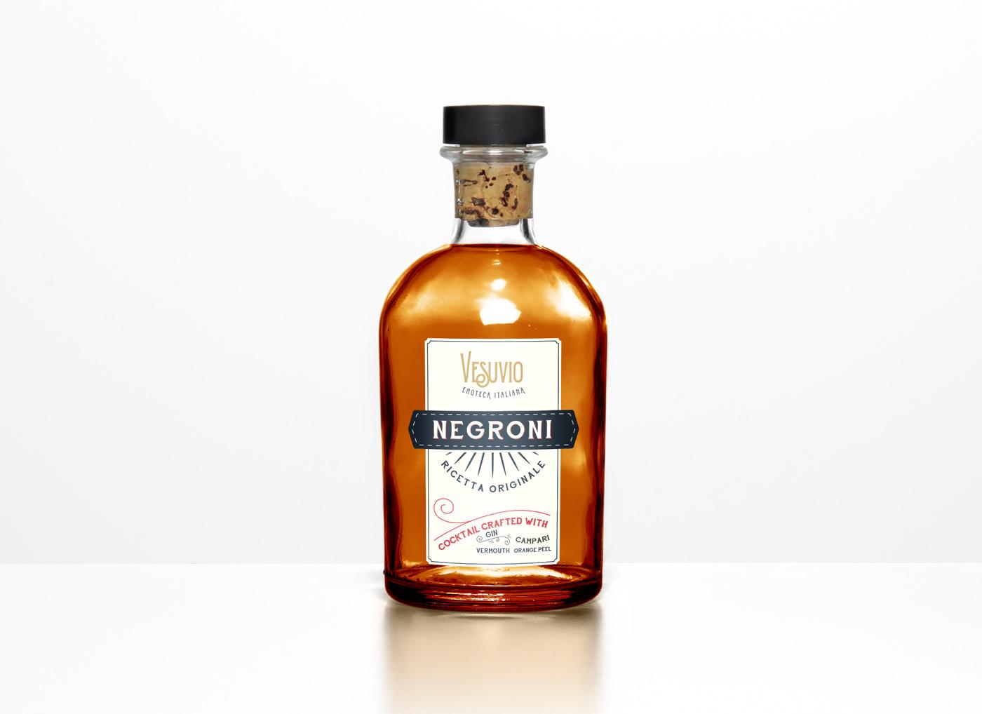 vesuvio-bottle-label